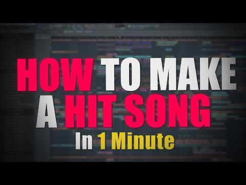 HOW TO MAKE A HIT SONG - Ft. Kazoo Kid