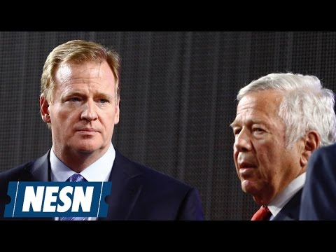 Roger Goodell Will Not Attend AFC Championship Game