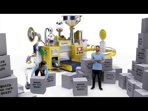 Yellow's Marketing Machine – get found  more customers every day