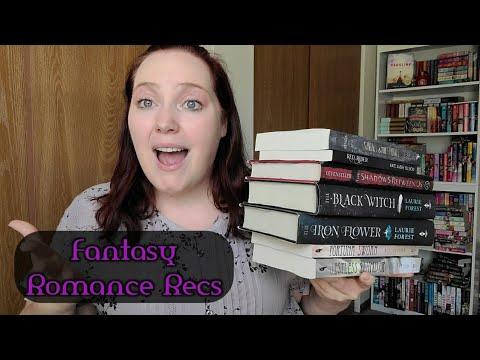My Favorite Kind of Books | Romantic Fantasy Recs