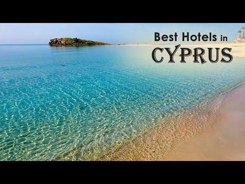 BEST HOTELS IN CYPRUS - 2018