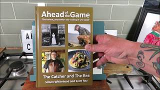 Ahead Of The Game. The Catcher & The Rea. My Book. #SRP