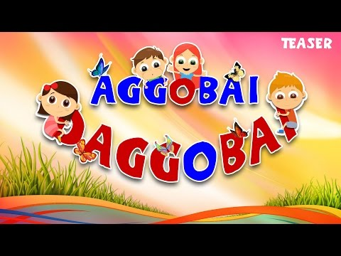 Aggobai Dhaggobai Video Teaser - Marathi Balgeet Video Song | Full Marathi Balgeet 6th June,2016