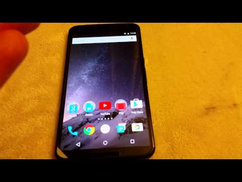 Nexus 6 unboxing & first thoughts in 4K