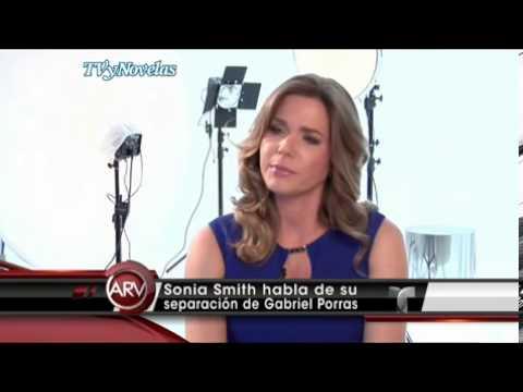 Sonya Smith habla de su nuevo amor Ricardo Chávez - YouTube