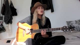 I See Fire - Ed Sheeran (Cover by Lilly Ahlberg)