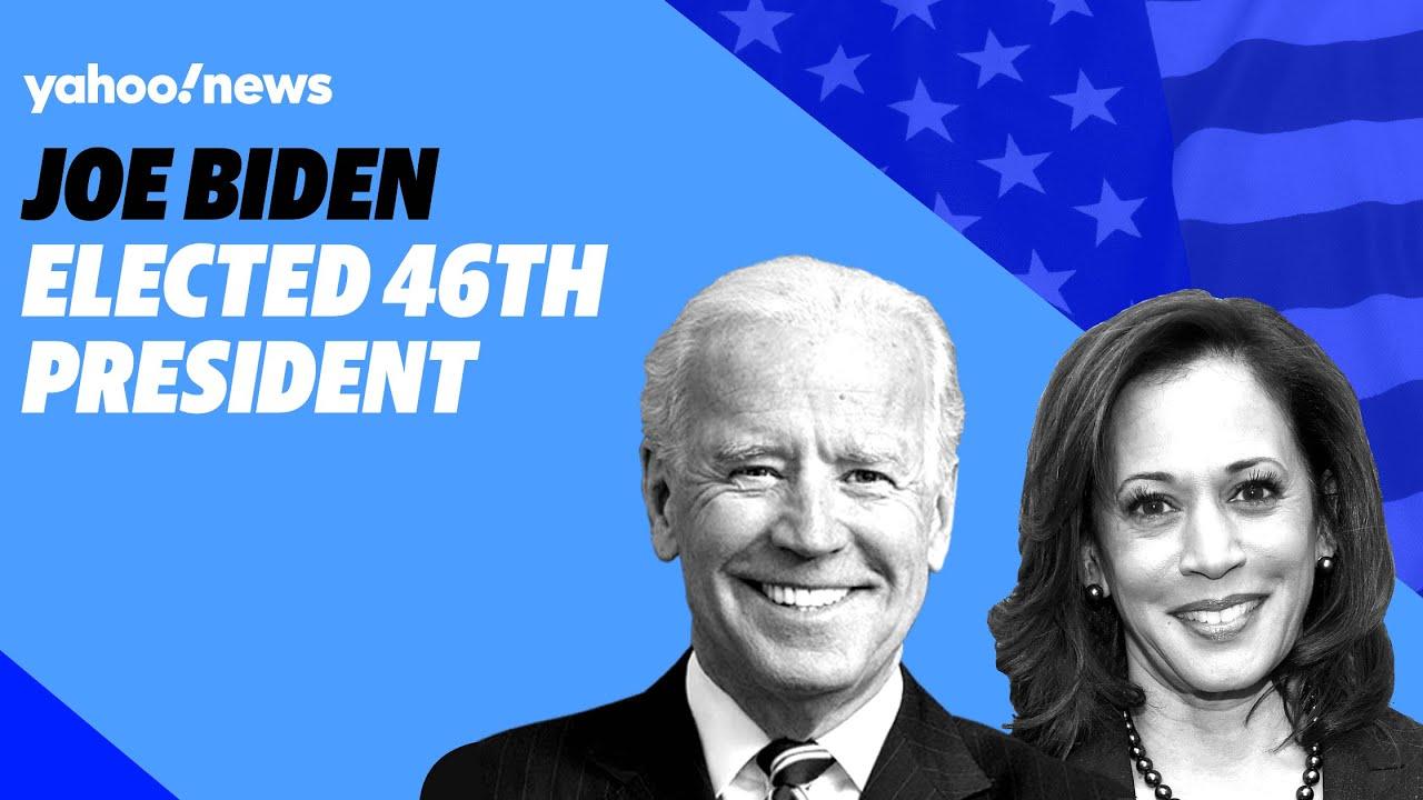 Election 2020 Joe Biden And Kamala Harris Acceptance Speeches Youtube