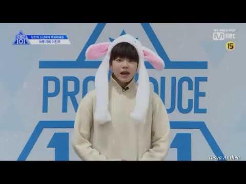 Lee Jinwoo   PRODUCE X 101