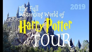 A Tour of the Wizarding World of Harry Potter 2019 - Universal Studios Orlando