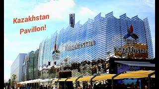 Padiglione Kazakhstan: Expo Milano 2015
