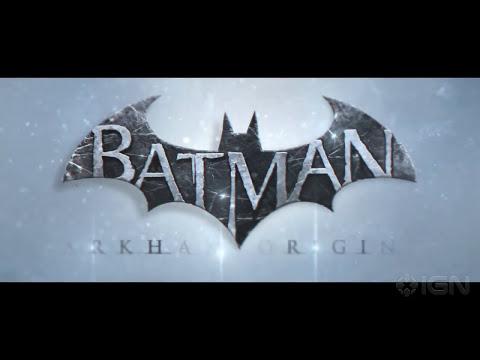 Batman: Arkham Origins Trailer | Hindi Dubbed