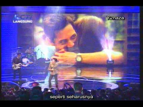 Peterpan  Walau Habis Terang @ Indesian Movie Award with lyrics