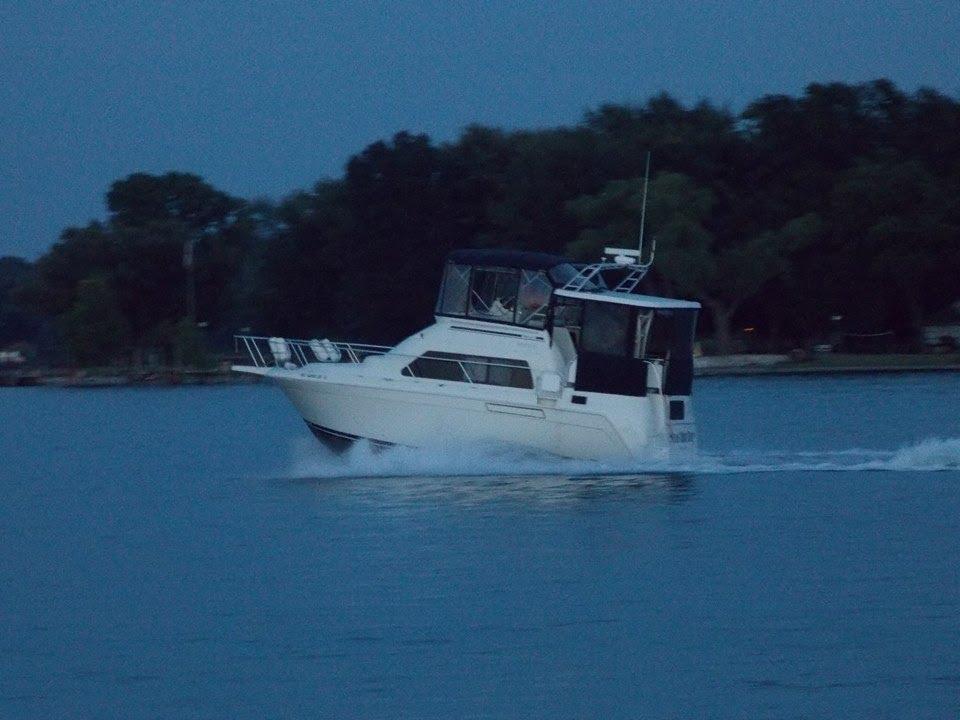 1997 Mainship 34 Motor Yacht -- SOLD