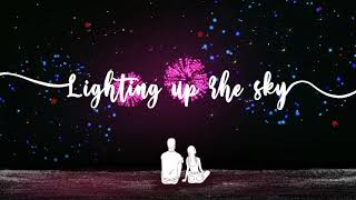 Toneshifterz - Lighting up the Sky (Official Lyric Video)