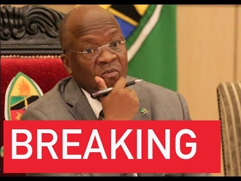 BREAKING: JPM kateua Mwanasheria Mkuu mpya