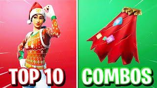 "10 BEST ""NOG OPS"" Skin Combinations in Fortnite! (BEST Nog Ops Skin Combos)"