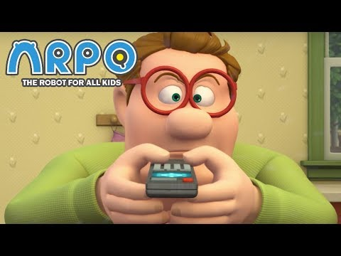 ARPO The Robot For All Kids - Tech Support | Compilation | Cartoon for Kids