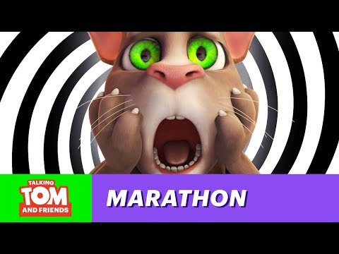 Talking Tom and Friends Marathon (4.5 hours)