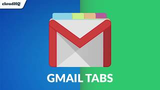 Freebie: How to create your own Gmail tabs