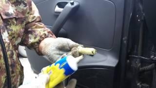 Устранение скрипа педали сцепления на Фольксваген Поло Седан(, 2016-10-04T05:24:36.000Z)