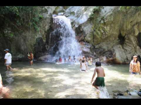 Dinadiawan Falls - Aurora's enchanting mystic falls