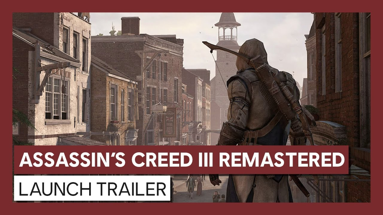 Game review: Assassin's Creed III Remastered attempts a