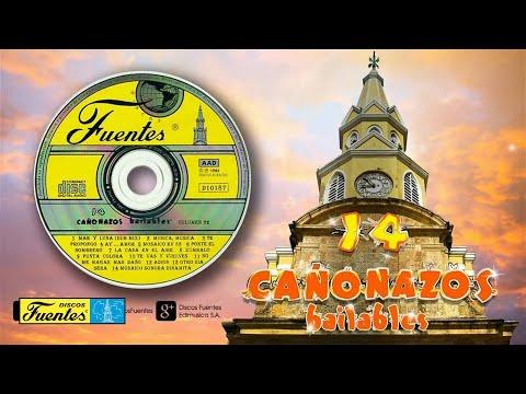 14 Cañonazos Bailables Volumen 32 - ALBUM COMPLETO/ Discos Fuentes