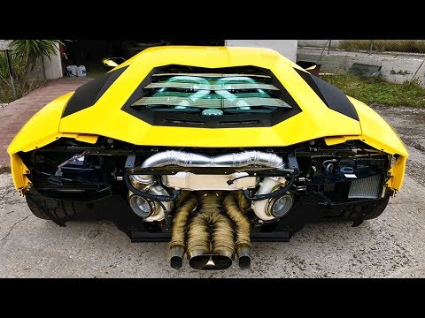 Crazy TURBOS! 6000 HP (EPIC)