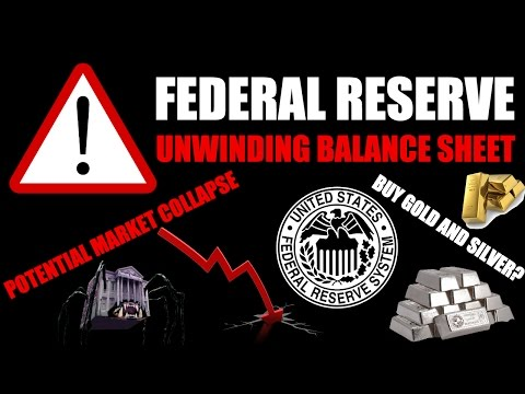 Federal Reserve UNWINDING BALANCE SHEET – What This Means Fo