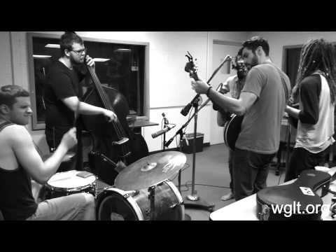 """The Way Down Wanderers Performing """"Dead Birds"""" On WGLT"""