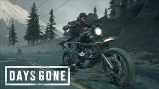 DAYS GONE capítulo 7 hot springs