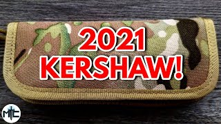 Unboxing Something New from Kershaw! - 2021