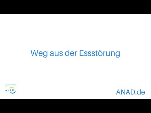 Weg aus der Essstörung. Interview - ANAD e.V. Versorgungszentrum Essstörungen