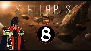 We May Have Made A HUGE Mistake... | Stellaris: Distant Stars Campaign #8