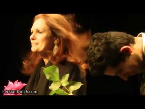Farah Diba, World's Prettiest Woman   Premiere in Haarlem, Holland, 19 Oct. 2012