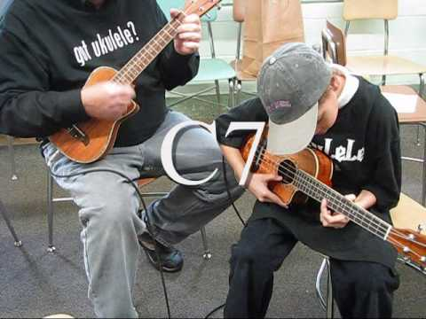 UKULELE BLUES IMPROVISATION -  Taught by