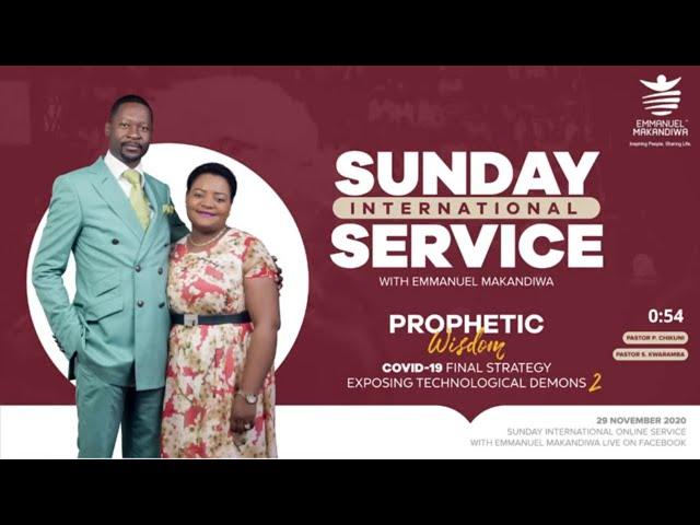 Emmanuel Makandiwa | Technological Demons 2