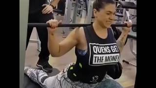 amazing workout trick motivation for girls