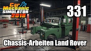 Auto Werkstatt Simulator 2018 ► CAR MECHANIC SIMULATOR Gameplay #331 [Deutsch|German]