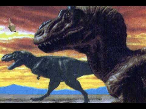 "3D Dinosaur Adventure ""Tyrannosaurus: The Tyrant"" Page"