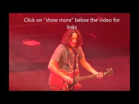Video now on-line of Chris Cornell's last live show in Detroit, MI May 17th 2017