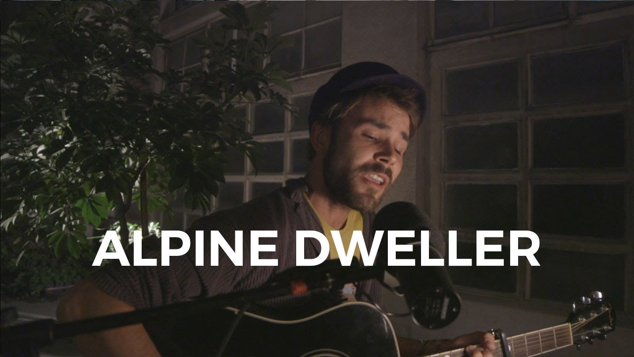 Alpine Dweller - Bee! (Poetry) (Hof Session)