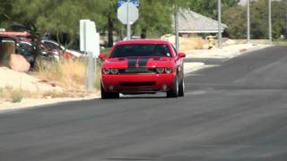 2009 DODGE CHALLENGER SRT8 PROCHARGER SUPERCHARGED INTERCOOLED 645HP!
