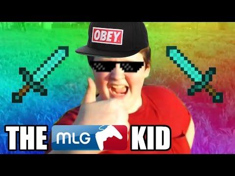 MLG Kid vs The illuminati