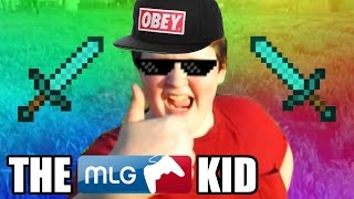MLG Kid vs The illuminati