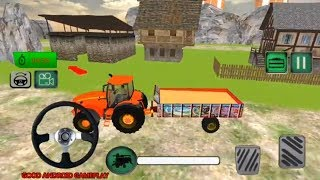 Tractor Farming Simulator 2018 | by LagFly Simulation | Android GamePlay FHD