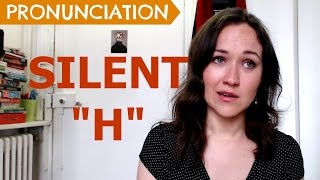 "English Pronunciation Lesson - Silent ""H"" (heir, honest, etc) - Learn English for Free"