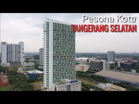 Pesona Kota Tangerang Selatan Banten 2019 Youtube