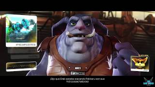 "Ratchet & Clank ""Batalia - Recorre el raíl"" [PS4] #13"