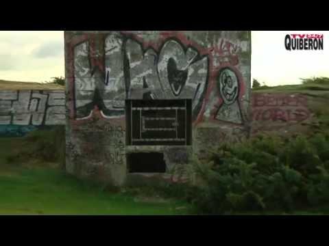 Les Blockhaus du Bégo se dégradent - Plouharnel Bretagne Télé